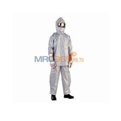 代尔塔402201 隔热服防喷溅分体套装