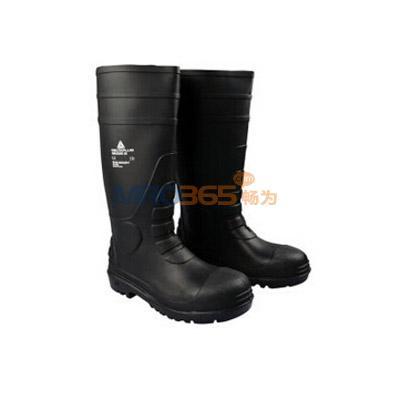 代尔塔301407 pvc高帮安全靴