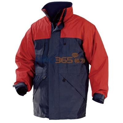 代尔塔405321 pvc涂层新雪丽多口袋防寒服