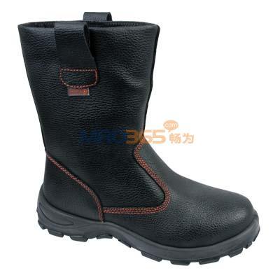 代尔塔301404 高帮安全鞋