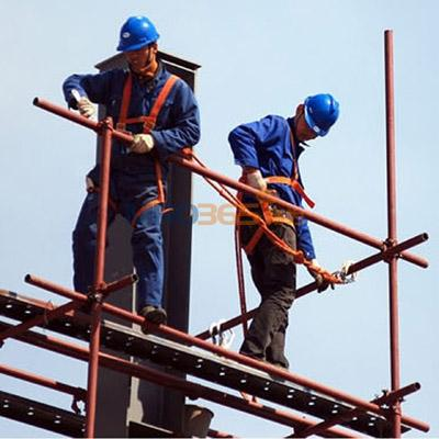 攀爬绳子木板梯子