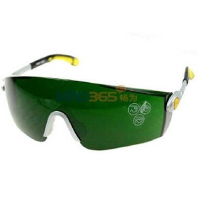 代尔塔101012 舒适型焊接用t5防护眼镜