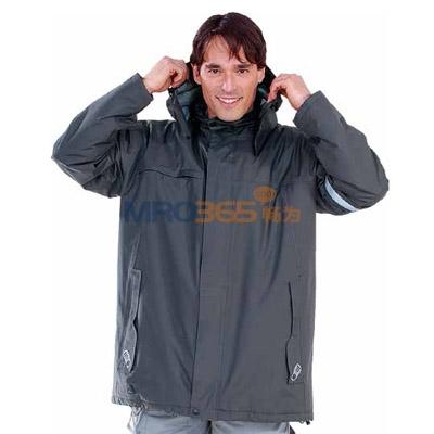 代尔塔405330 抗撕裂pvc涂层防雨防寒服